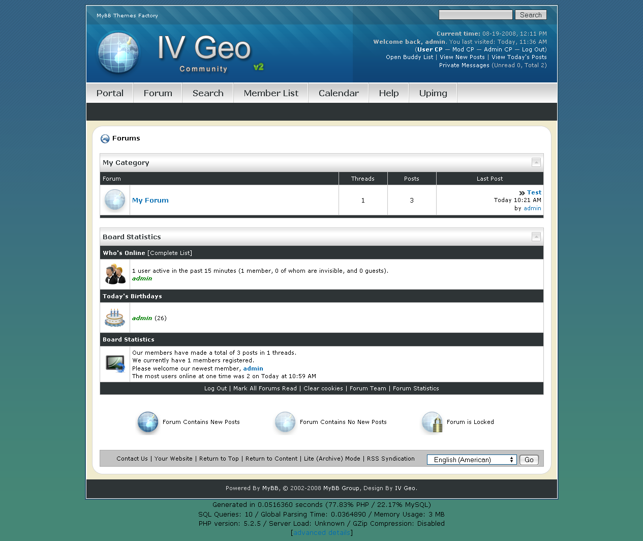 Ivgeo_v2 Theme » ivGeo - ivGeo community where creative